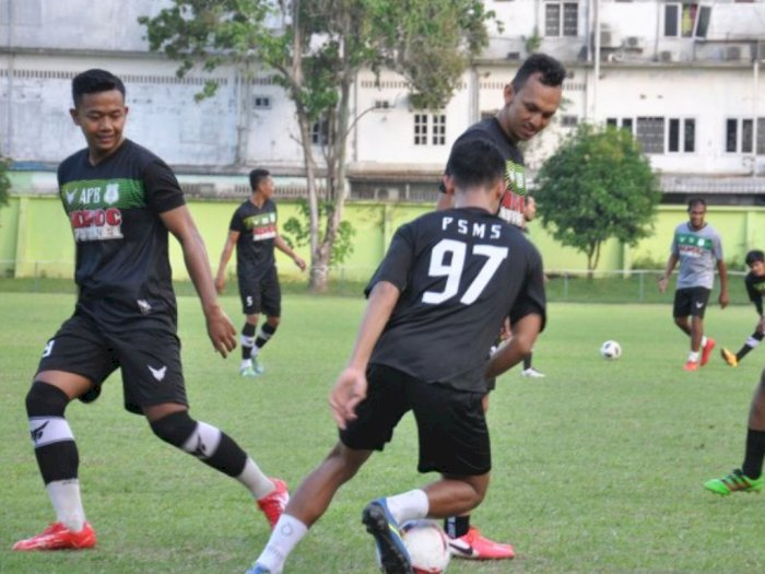 PSMS Medan Tepis Tuduhan Tunggak Gaji Pemain