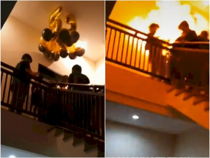 Niat Kasih Surprise Ultah ke Teman, Balon Helium malah Meledak, Ternyata ini Penyebabnya!