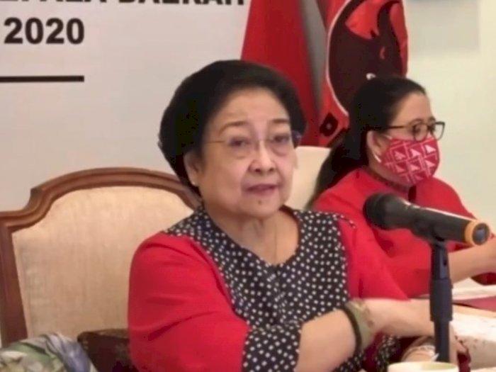 Saat Megawati Heran Banyak Orang Sumatera Barat Belum Suka PDI Perjuangan