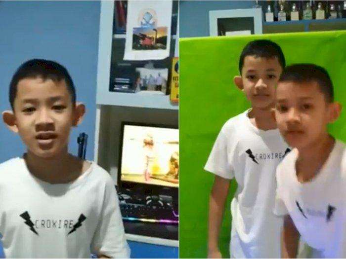 Keren! Bocah Ini Ingatkan Jangan Mudah Percaya Internet Lewat Video Editing Memukau