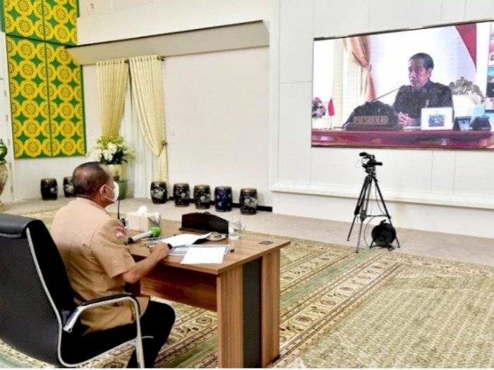 Tembus 7 Ribu, Pasien Positif Covid-19 di Sumatera Utara Bertambah 182 Orang Hari Ini