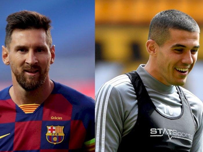 Soal Rumor Messi Pindah ke Premier League, Conor Coady: Aku Mungkin akan Panik