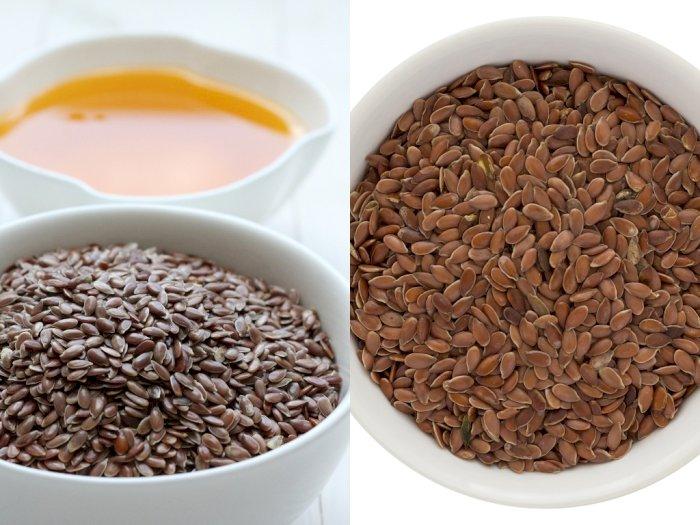 Kaya Asam Lemak Omega-3, Berikut Ini 4 Manfaat Minyak Biji Rami untuk Kesehatan