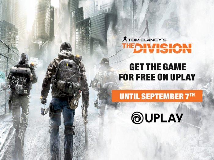 Buruan Klaim, Ubisoft Gratiskan Game Tom Clancy's The Division di Platform PC!