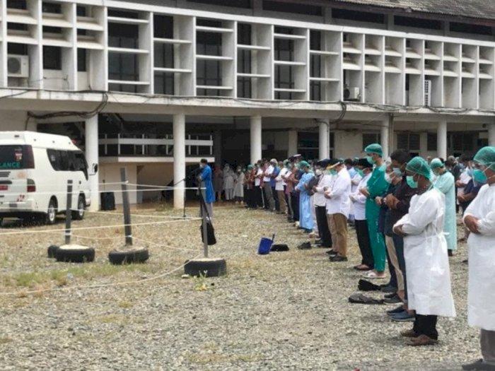 Aceh Laporkan Kasus Perdana Dokter Meninggal karena COVID-19