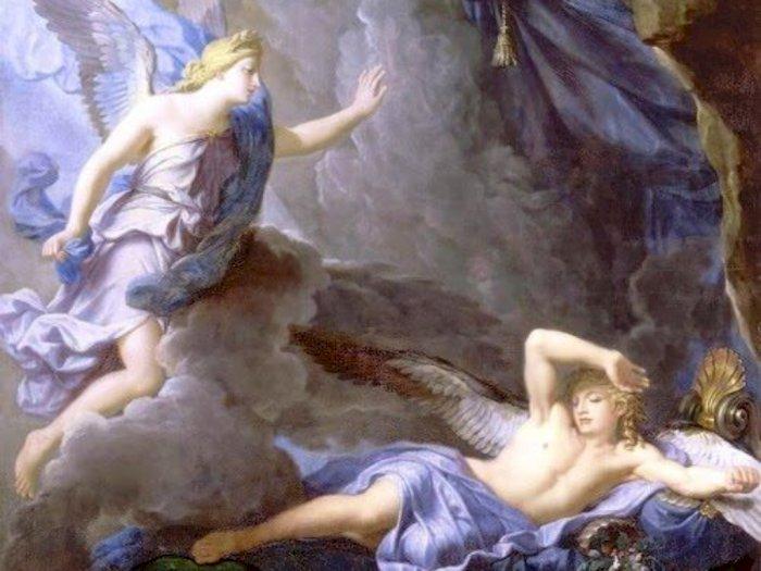 Oneiroi, Sekelompok Dewa Mimpi dalam Mitologi Yunani
