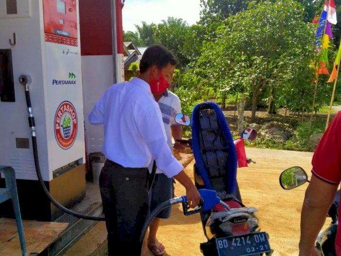 Pertamina Bangun Pertashop di Wilayah Pedesaan Sebagai Pengganti SPBU