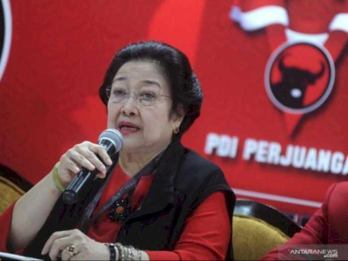 PDIP Belum Disukai Masyarakat di Sumbar, Megawati Akui Kesulitan Cari Calon Pemimpin