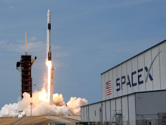 Ini Alasan Indonesia Pakai Roket SpaceX Milik Elon Musk untuk Luncurkan Satelit Satria