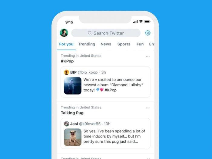 Twitter Ingin Membuat Fitur Trending Topic Lebih Mudah Dimengerti Pengguna!