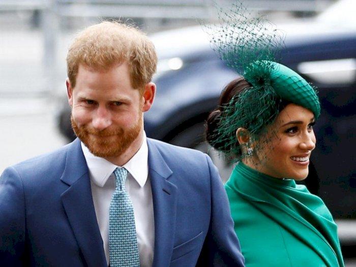 Pangeran Harry dan Meghan Markle Jalin Kerja Sama dengan Netflix