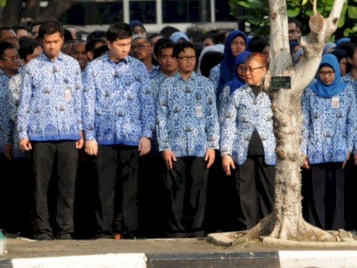 Alasan Cegah Covid-19, ASN di Jakarta Hanya Kerja 5 Jam Sehari