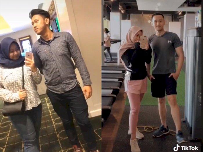 Kompaknya Menginspirasi! Pasangan Ini Sukses Diet Bareng, Netizen: Sumpah Keren Banget