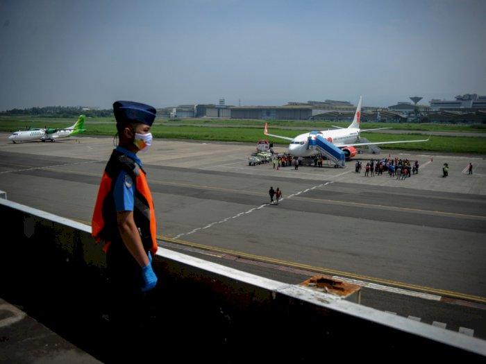 Lalu Lintas Penerbangan Angkasa Pura II Mulai Meningkat di Agustus