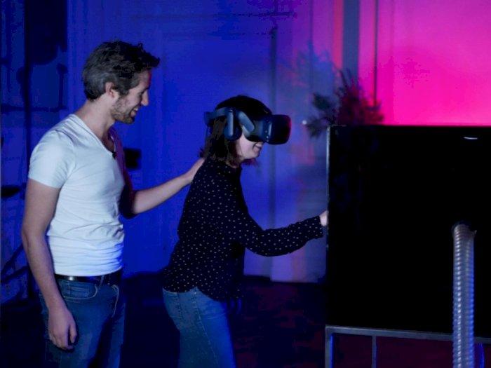 Pasangan Ini Desain 'Bayi Digital' di Pameran Seni Belanda, Kok Bisa?