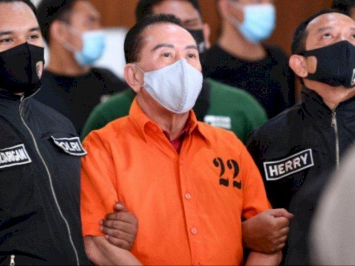 Bareskrim Limpahkan Berkas Kasus Tahap 1 Red Notice Djoko Tjandra ke Jaksa