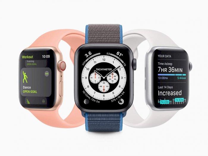 Apple Watch Series 6 Disebut Tidak Jadi Diluncurkan September Ini!