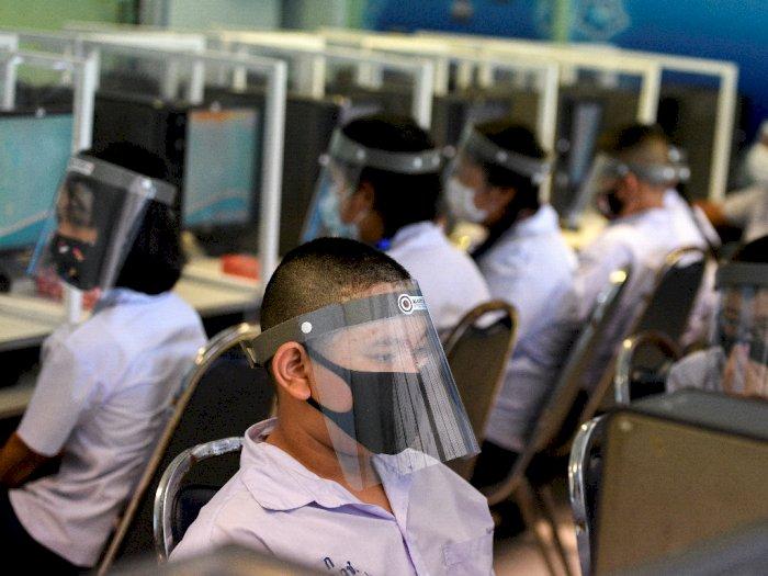 Setelah 100 hari Bebas dari COVID-19, Thailand Kembali Laporkan Kasus Pertama