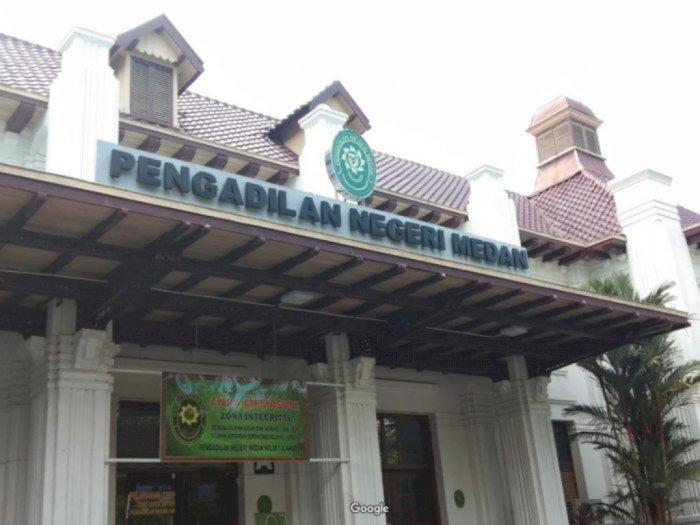 PN Medan Resmi Ditutup Sementara Usai Covid-19 Menginfeksi Puluhan Pegawai