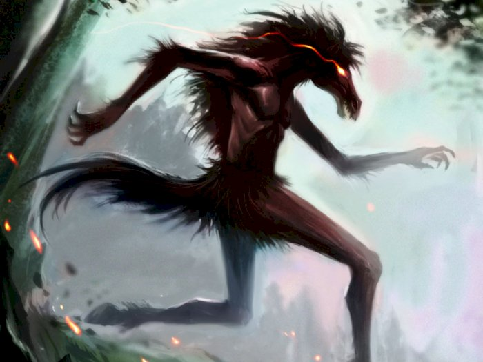 Legenda Makhluk Mitologi Tikbalang yang Menyerupai Kuda