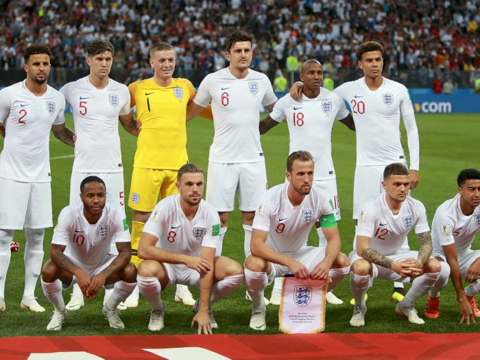 Selain Brazil, Timnas Pria dan Wanita Inggris Juga Terima Gaji Setara