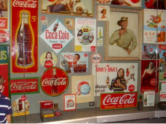 Ini Dia Museum Dunia Coca Cola, Ada di Kota Atlanta!