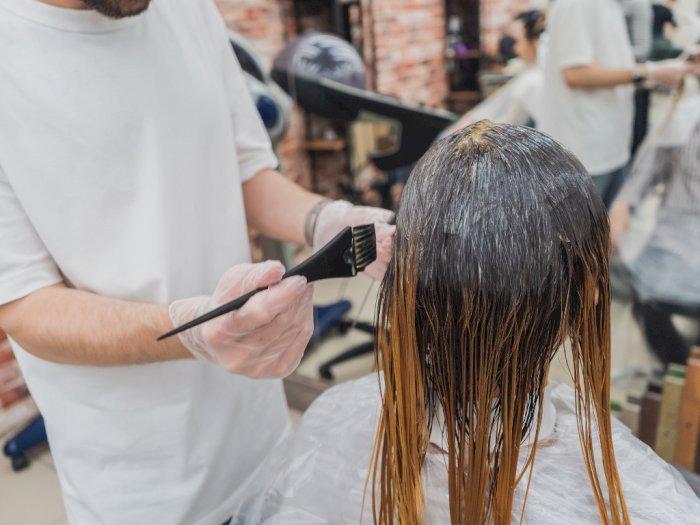 Cara Mudah Mewarnai Rambut Menggunakan Bahan Alami