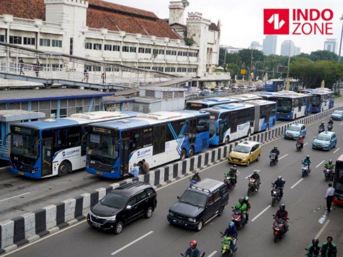 Pekerja Lapor Polisi Soal Uang Lembur, Dirut Transjakarta Ungkap Kejanggalan Ini
