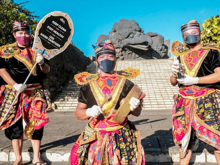 Dapat Sertifikasi, Ini Daftar 11 Tempat Wisata di Bali yang Sudah Dibuka