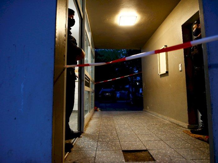 FOTO: Lima Mayat Anak-anak Ditemukan di Apartemen Solingen, Jerman