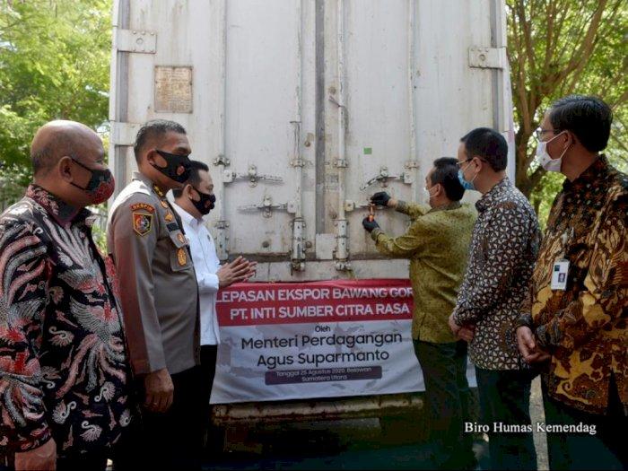 Indonesia Ekspor Bawang Goreng, Wamendag Tekankan Pentingnya Inovasi Produk