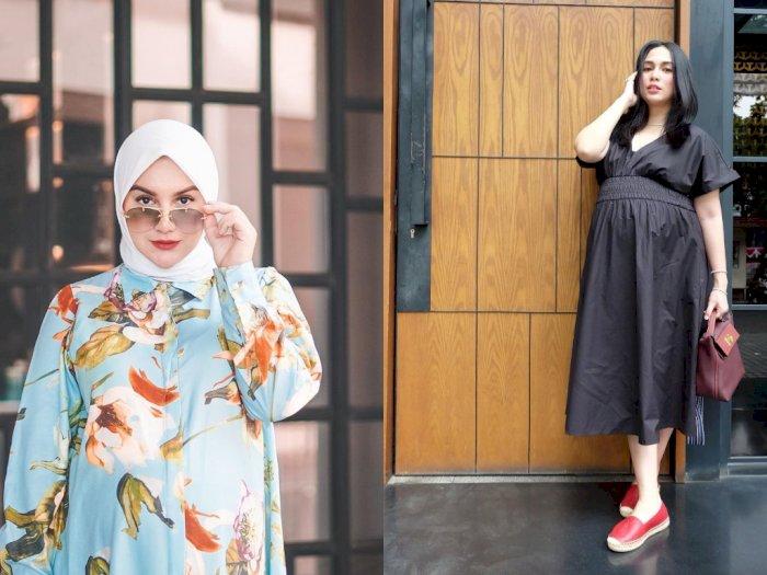 4 Inspirasi Outfit Nyaman dan Simpel untuk Ibu Hamil ala Selebriti Tanah Air