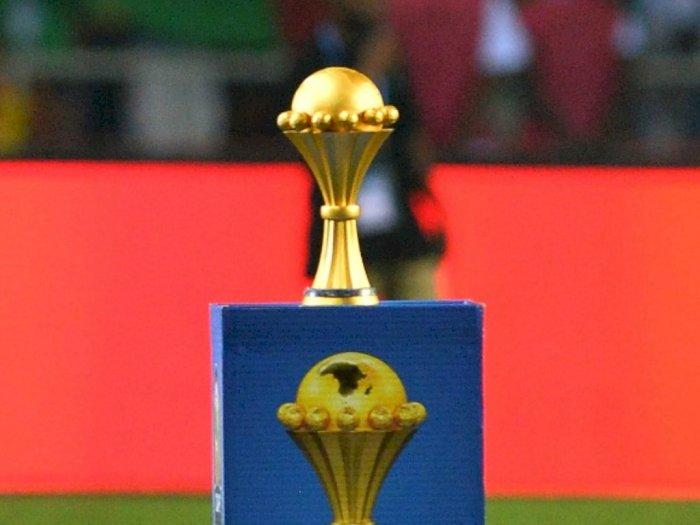 Waduh! Trofi Piala Afrika Milik Mesir Hilang