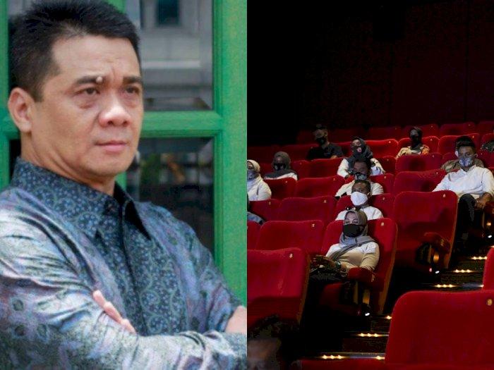 Respon Wagub DKI Soal Rencana Pembukaan Bioskop: Penularan COVID-19 Lebih Rawan di Pesawat
