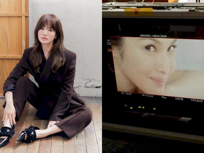 Potret Jadul Sandra Dewi yang Mirip Artis Korea Song Hye Kyo, Cantiknya Bikin Nggak Kedip!