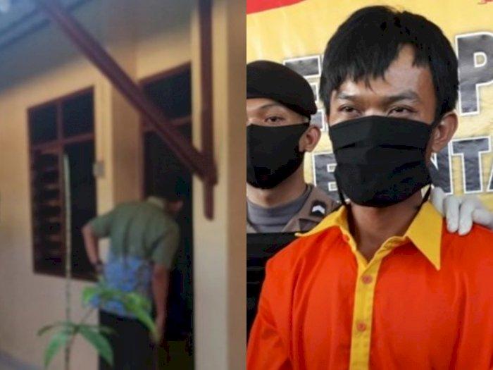 Selain 'Gigi Drakula', Pria Ini Tega Bunuh Pacar Karena Minta Mahar Nikah Rp 25 Juta