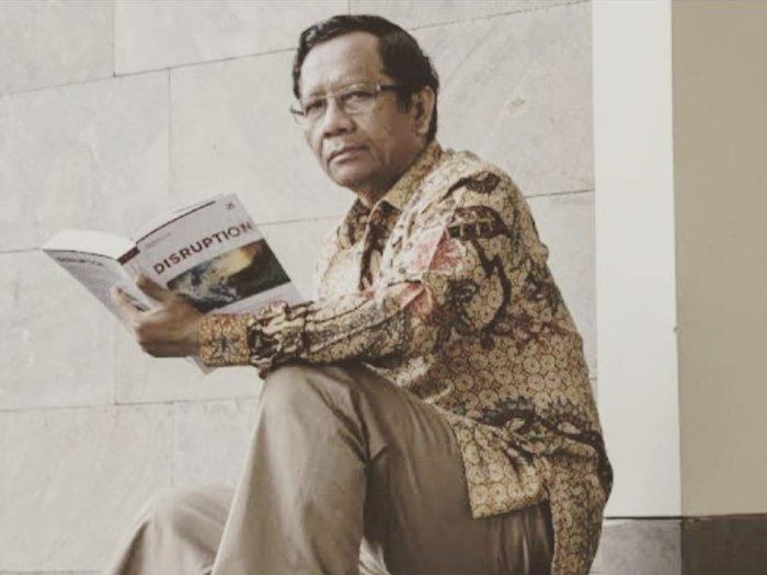 Viral Mahfud MD Pernah Bilang Malaikat Masuk Sistem Indonesia Pun Bisa Jadi Iblis