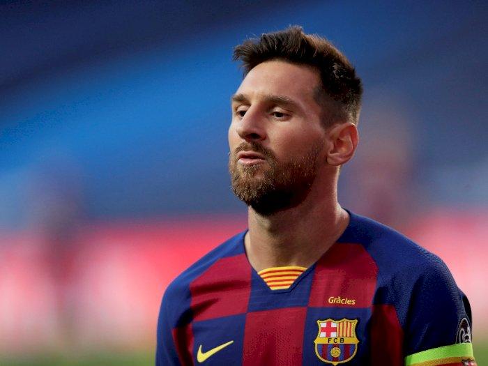 Fans Boleh Bahagia, Messi Tetap Bersama Barcelona!