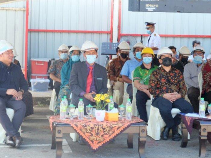 Gedung SMK Pertama yang Dibangun oleh Pemerintah Indonesia di Luar Negeri Telah Diresmikan