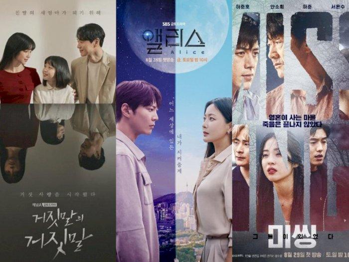 "Drama ""Lie After Lie"", ""Alice"" dan ""Missing: The Other Side"" Raih Rating Tertinggi"