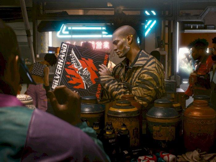 CD Projekt Red Sudah Habiskan Rp1,7 Triliun untuk Kembangkan Cyberpunk 2077