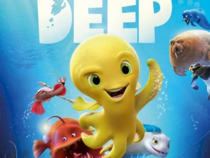 """Sinopsis """"Deep (2017)"""" - Misi Makhluk Laut Masa Depan Menemukan Rumah Baru"""