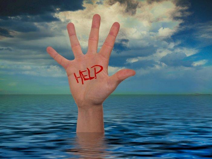 Hendak Tolong Teman Tenggelam di Sungai Belumai, Remaja Ini Malah Hanyut dan Kini Hilang