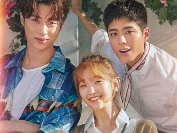 """Park Bo Gum Jadi Bodyguard dalam Cuplikan Terbaru """"Record of Youth"""""""