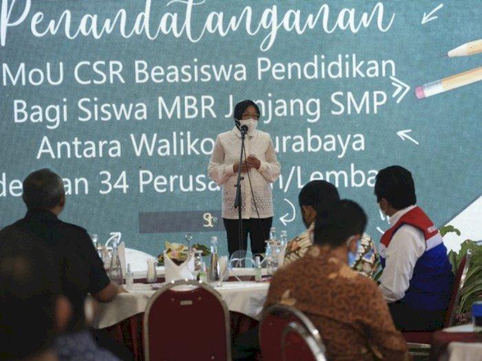 36 Perusahaan Surabaya Beri CSR Beasiswa Pendidikan Senilai Rp4 Miliar
