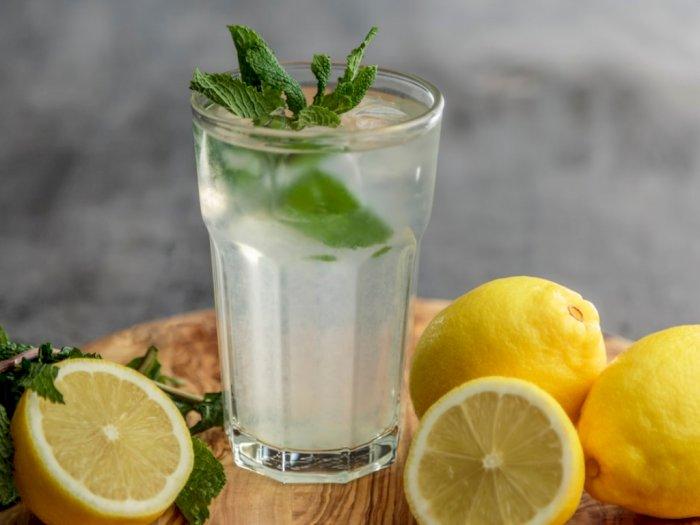 Satu Hal Penting yang Harus Ditambahkan dalam Es Lemon Buatan Kamu