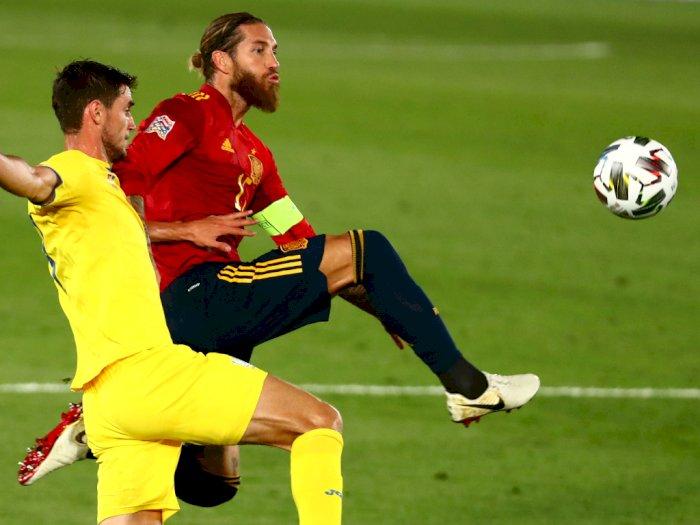 FOTO: UEFA Nations League: Spanyol 4-0 Ukraina
