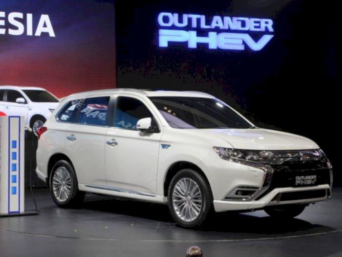 Mitsubishi Outlander PHEV Jajal Pasar Filipina