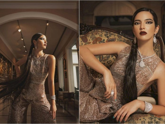 Bukan Kaleng-kaleng, Harga Outfit Nia Ramadhani untuk Pemotretan Capai Rp3 Miliar