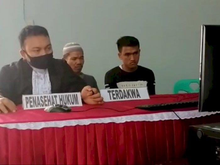Doa Itu Terkabul, 2 Terdakwa Kurir Ganja 250 Kg Lolos dari Hukuman Mati, Begini Hasilnya